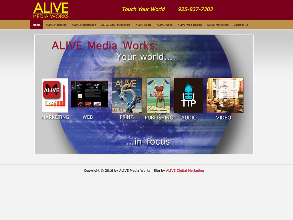 ALIVE Digital Marketing | ALIVE Media Works