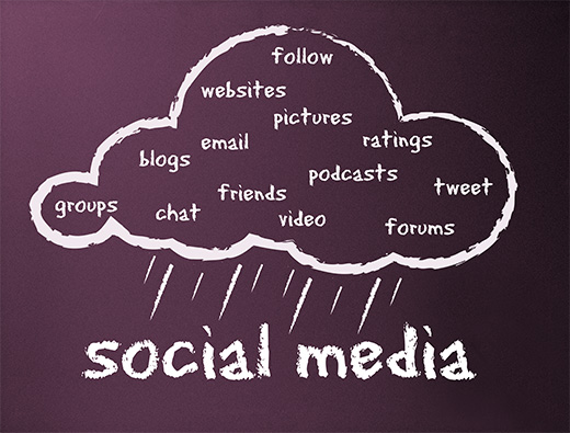 ALIVE Digital Marketing | Social media cloud