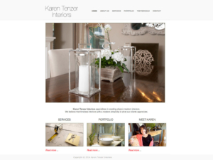 ALIVE Digital Marketing | Karen Tenzer Interiors