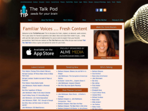ALIVE Digital Marketing | The TalkPod